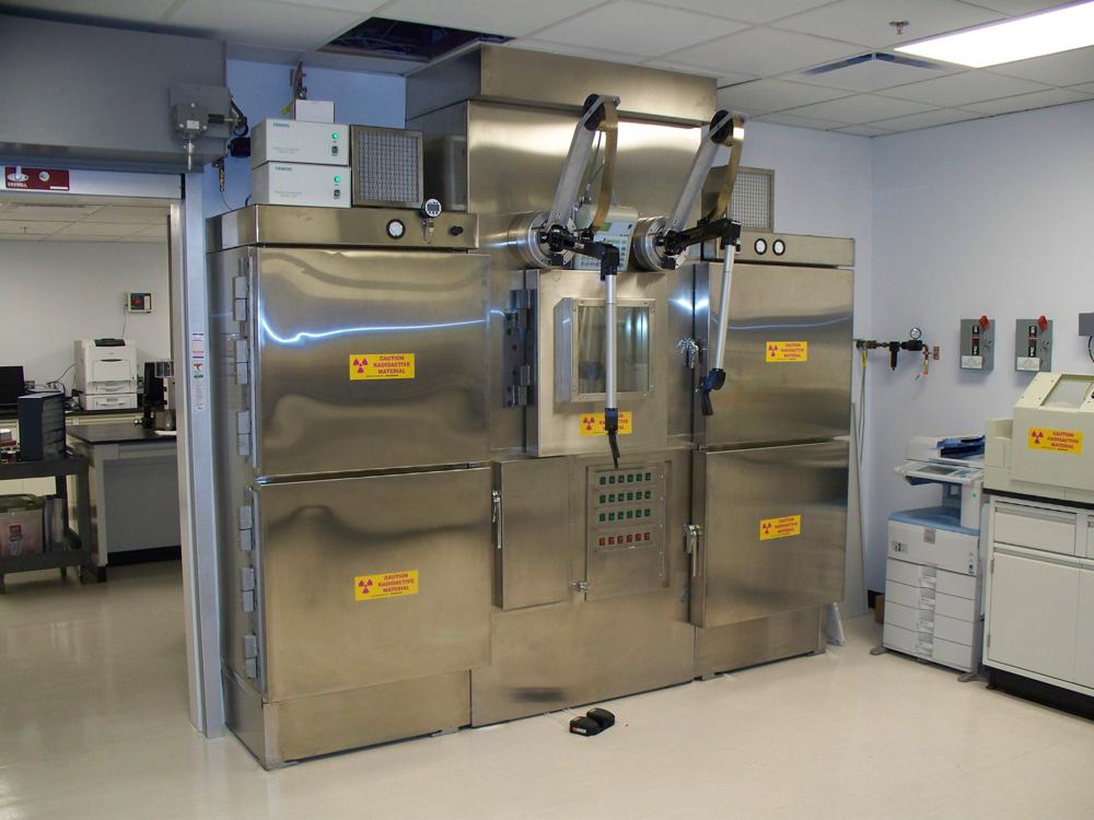 Custom Dispensing Hot Cell